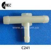 Тройник пластиковый GM 3963228