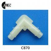 Пластиковый соединитель d6.2 Ford 387074