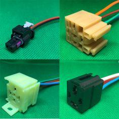 Расширение ассортимента разъемов с проводами