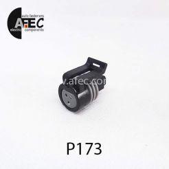 Автомобильный разъём герметичный гнездовой 3-х контактный аналог Delphi 12110192 серии 1,5мм для датчик положения дроссельной заслонки (ДПДЗ) ВАЗ Daewoo Lanos Cherolet Lacetti Aveo