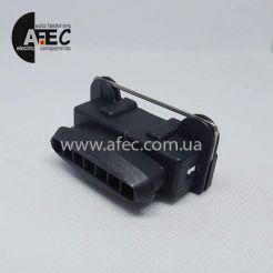 Автомобильный разъём герметичный гнездовой 7-ми контактный аналог AMP TE 8275801 8275721 для коммутатора ВАЗ