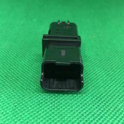 Авто разъём штыревой 3-х контактный аналог FCI 211PL032S0049