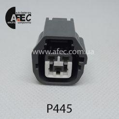 Разъем 3-х контактный гнездовой аналог KET MG641362-5