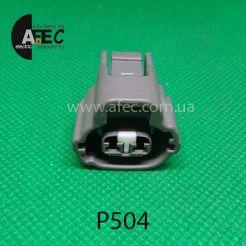 Автомобильный разъём гнездовой 2-х контактный аналог Yazaki 7283-7526-40 Toyota 90980-11162