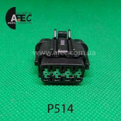 Автомобильный разъём гнездовой 8-ми контактный аналог Sumitomo 6185-1177 6918-1780 6185-5179 KUM PB295-08020