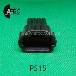 Автомобильный разъём штыревой 8-ми контактный аналог Sumitomo 6188-0736 6918-1780 6188-5542 KUM PB291-08027