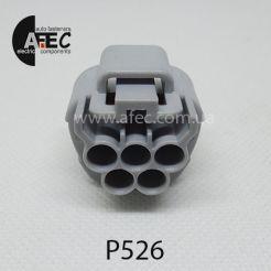 Авто разъём гнездовой 5-ти контактный аналог Sumitomo 6189-0504 Toyota 90980-11599