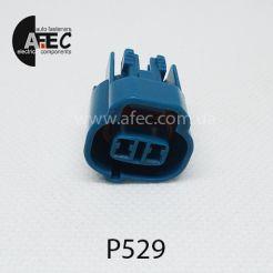 Авто разъём гнездовой 2-х контактный аналог Sumitomo 6189-0031