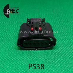 Автомобильный разъём гнездовой 6-ти контактный аналог Sumitomo 6189-1083 Toyota 90980-12303 серии TS SEALED