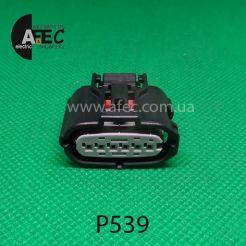 Автомобильный разъём гнездовой 6-ти контактный аналог Sumitomo 6189-7100 Toyota 90980-12831 серии TS SEALED