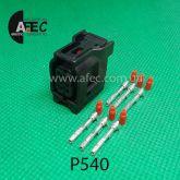 Автомобильный разъём гнездовой 6-ти контактный аналог Sumitomo 6189-7042 Toyota 90980-12382