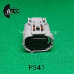 Автомобильный разъём гнездовой 8-ми контактный аналог Sumitomo 6189-1240 Toyota 90980-12520 серии TS SEALED