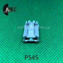 Авто разъём гнездовой 2-х контактный аналог Yazaki 7283-8123-40