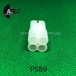 Разъем 4-х контактный гнездовой аналог Sumitomo 6180-4331