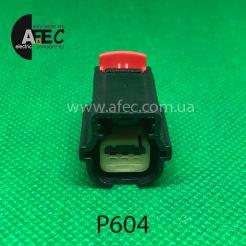 Разъем 3-х контактный гнездовой аналог MOLEX  31404-3110