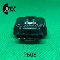 Разъем 5-ти контактный гнездовой аналог SUMITOMO 6189-1081