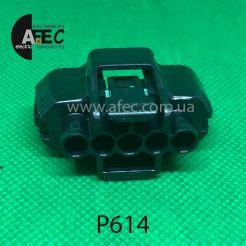 Разъем 5-ти контактный гнездовой аналог YAZAKI 7283-7050-30 Toyota 90980-11024