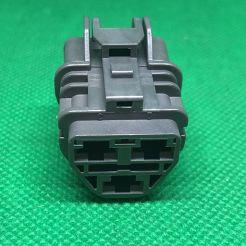 Разъем 3-х контактный гнездовой аналог Yazaki 7123-6234-40