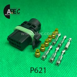 Разъем 6-ти контактный гнездовой аналог FCI 211PC063S0003