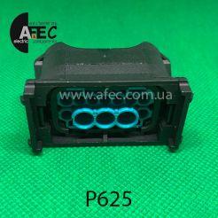 Разъем 12-ти контактный гнездовой аналог 1-1452335-9 BMW 6931864-04