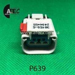Разъем 3-х контактный гнездовой аналог 54200309