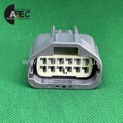 Разъем 12-ти контактный гнездовой аналог Yazaki 7283-5545-10 Motorcraft WPT-1208 Ford 8U2Z-14S411-CB