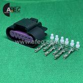 Разъем 6-ти контактный гнездовой аналог Delphi 15326829 AC Delco PT2712 GM13584094