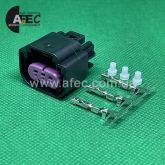 Разъем 3-х контактный гнездовой аналог ACDelco PT1451 GM 15306398