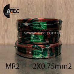 Провод акустический 2X0,75мм2
