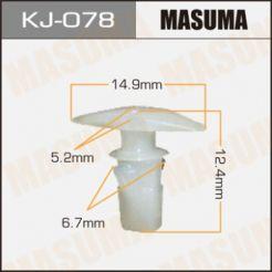 KJ078 Клипса MR157772