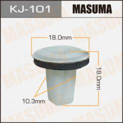 KJ101 Клипса 51467-28040 90189-06123 MU480033 MU480035