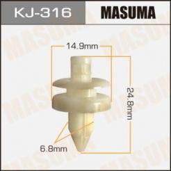 KJ316 Клипса 90467-07134