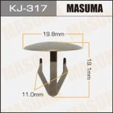 KJ317 Клипса 90467-11050 90467-11050-B0