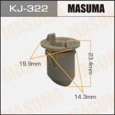 KJ322 Клипса 90467-14010 90467-15020