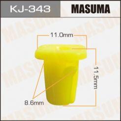 KJ343 Клипса 90189-04090