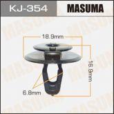 KJ354 Клипса 90467-10143