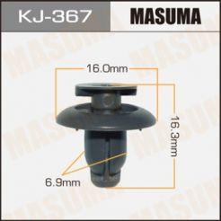 KJ367 Клипса 90467-07152-B1