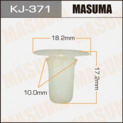 KJ371 Клипса 90189-06005 90189-06104
