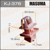 KJ378 Клипса 90189-04193