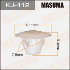 KJ412 Клипса 90189-04087