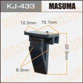 KJ433 Клипса 62376-28020