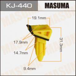 KJ440 Клипса 90901-89026