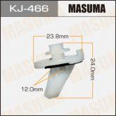 KJ466 Клипса 76817-12060