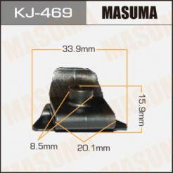 KJ469 Клипса 53879-20020 53879-20020