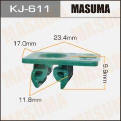 KJ611 Клипса 26399-3J110
