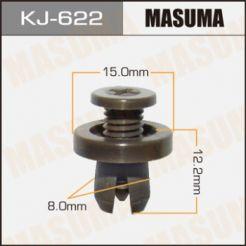 KJ622 Клипса 01553-01405 01553-01415