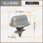 KJ636 Клипса 01553-08801