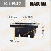 KJ647 Клипса 62318-0T001