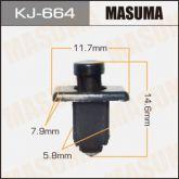 KJ664 Клипса 66814-01G00