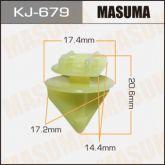 KJ679 Клипса 66820-3C000